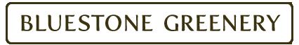 Bluestone Greenery Logo