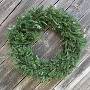 40 inch fraser fir wreath